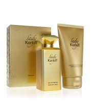 Korloff Lady Korloff parfemska voda za žene 88 ml + tělové mléko 150 ml poklon set