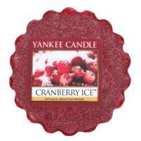 Yankee Candle Cranberry Ice vonný wax 22 g
