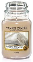Yankee Candle Warm Cashmere vonná svíčka 623 g